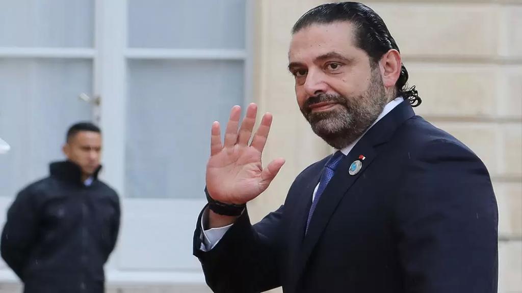 الحريري عاد إلى بيروت قادماً من باريس