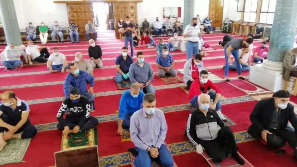 قرار استثنائي للمديرية العامة للأوقاف الإسلامية بفتح المساجد غدًا لإقامة صلاة الجمعة فقط