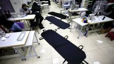 أكياس للموت بدل ألبسة العيد في «مشغل الأم» في صيدا.. «الطلب زاد بشكل مخيف في الأيام الأخيرة»