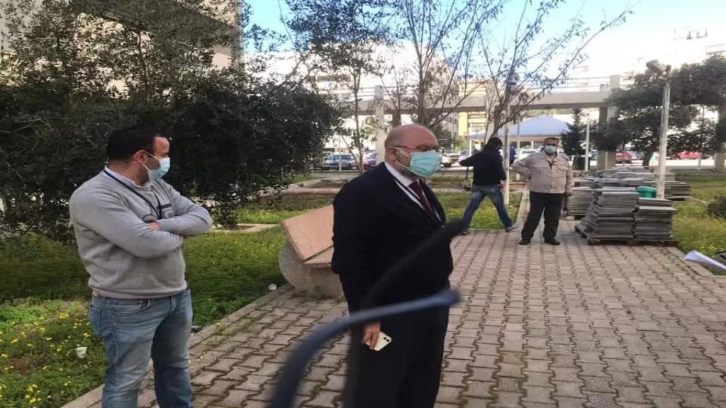 """مستشفى الحريري يتسلم الدفعة الأولى من لقاح """"فايزر- بيونتك"""""""
