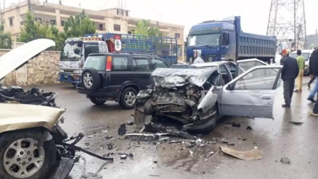 رقم صادم للضحايا.. 410 قتيل بحوادث السير في لبنان خلال عام 2020
