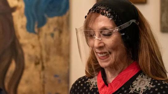 """خبر كاذب منسوب إلى """"النهار""""  يزعم ان وزير الصحة سيزور السيدة فيروز في منزلها في الرابية لإعطائها الجرعة الأولى من اللقاح"""