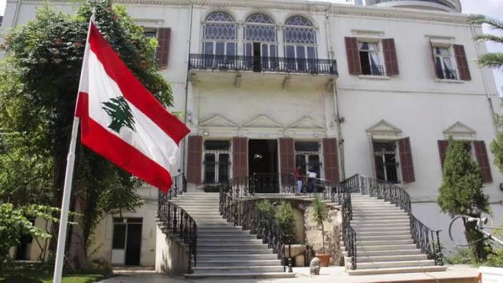 الخارجية اللبنانية دانت الهجوم على مطار اربيل: نجدد التضامن الكامل مع جمهورية العراق والحرص على أمنها واستقرارها