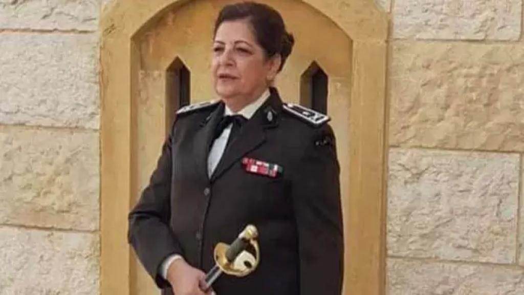 فيروس كورونا يخطف حياة مديرة مكتب المدير العام للأمن العام العميد المتقاعد نور عيد