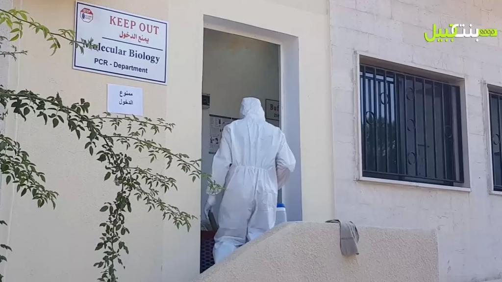 مستشفى بنت جبيل الحكومي تنشر تقريرها الأسبوعي المفصل بالإصابات التي دخلت قسم الكورونا: 35 حالة دخلت الطوارئ و17 دخلت العناية الفائقة