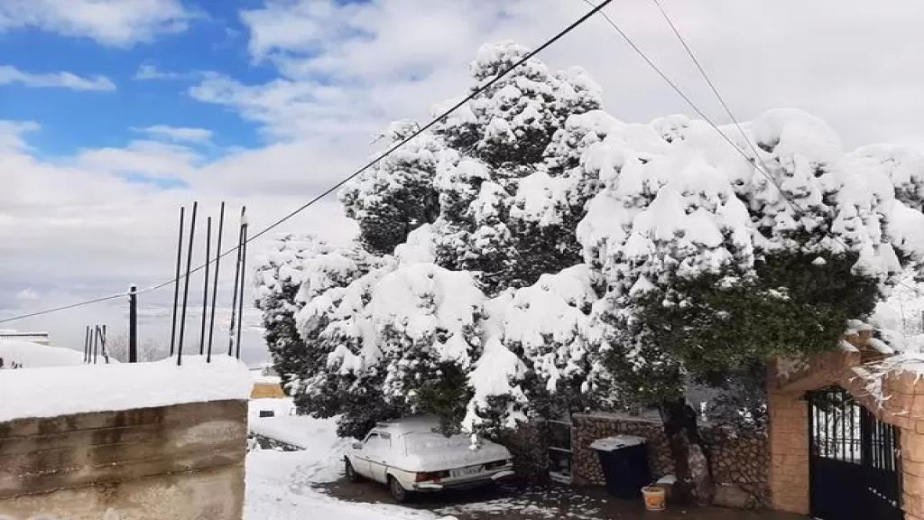 عودة الأمطار الغزيرة والثلوج على ارتفاع ١٠٠٠ متر غدًا.. JOYCE ستنحسر تدريجيًا ابتداءً من السبت