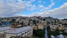 بالصور/ ثلوج خجولة في بنت جبيل