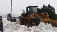 وزارة الاشغال: الورش في كل المناطق لفتح الطرق ورفع العوائق وانقاذ العالقين في الثلوج منذ بدء العاصفة