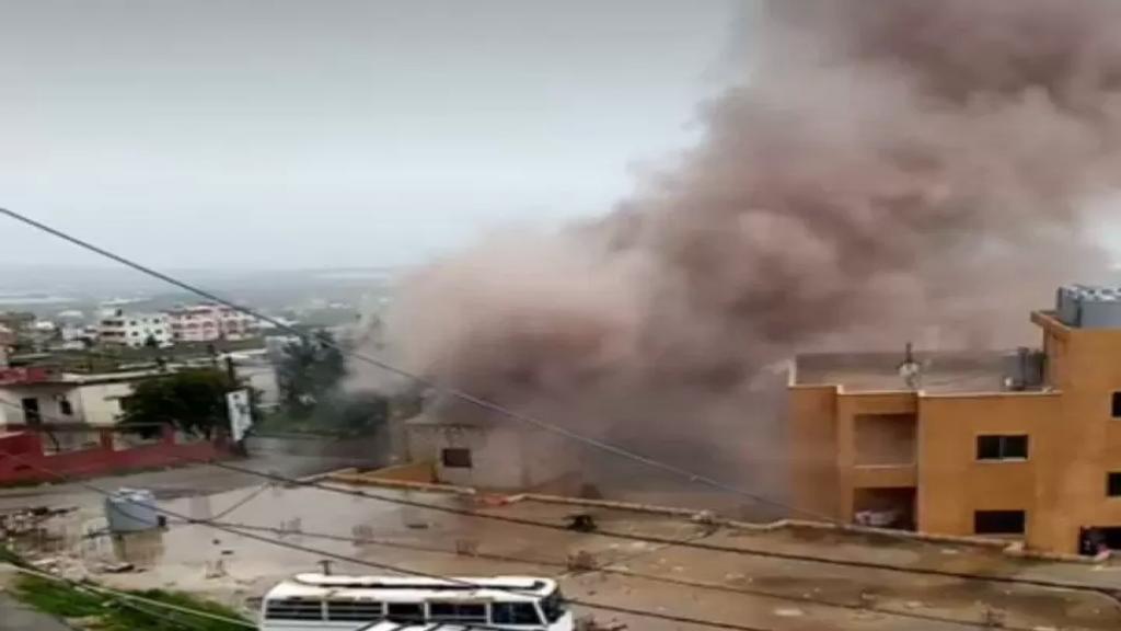 سماع دوي انفجار في بلدة عدلون الجنوبية تبين أنه ناتج عن إنفجار محول كهرباء.. وحالة من الرعب لدى الأهالي