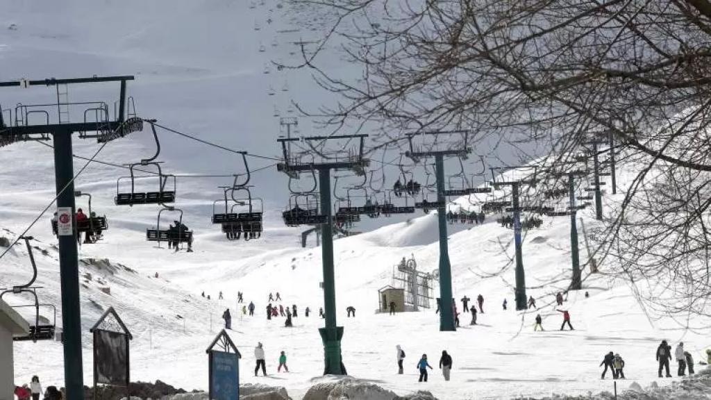 مختار كفرذبيان: لفتح مراكز التزلج فوراً..قطاع التزلج من أهم الموارد المعيشية لأهلنا والبلدات المجاورة