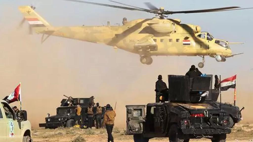 """إحباط هجوم """"داعشي"""" كان سيستهدف العاصمة العراقية بغداد.. ومقتل أحد قياديي التنظيم"""