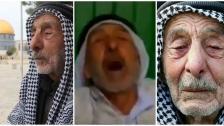 """وفاة أحد أبرز وجوه القدس والمسجد الأقصى المُعمّر المقدسي بدر الرجبي الرفاعي...صاحب صرخة """"أين أنتم يا عرب"""" على أبواب الأقصى!"""