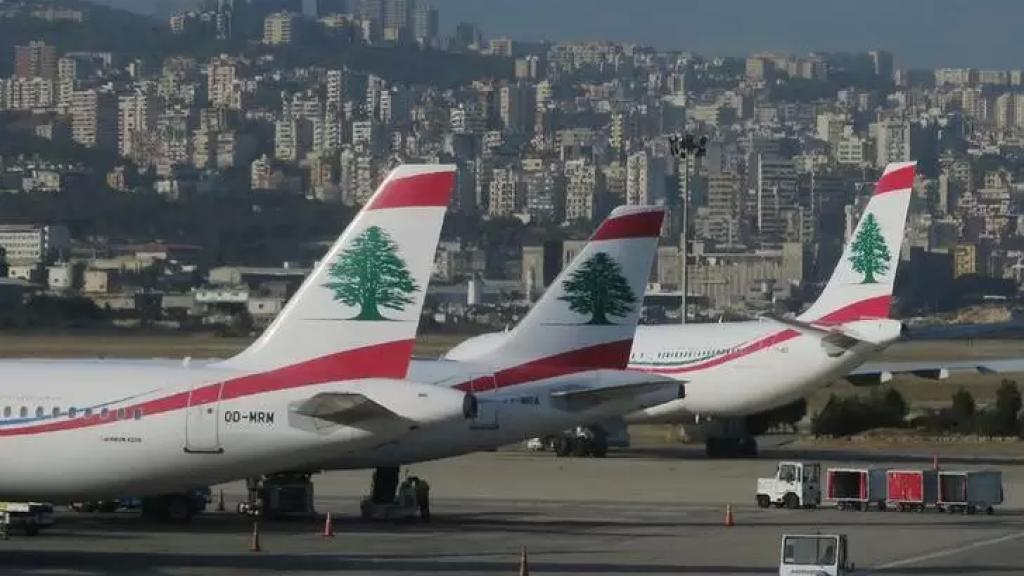ما يقارب 31500 جرعة من لقاح فايزر وصلت من بلجيكا إلى مطار بيروت