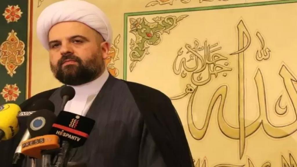 المفتي أحمد قبلان رداً على الراعي: سيادة لبنان ليست صيحة موضة ساعة نشاء نلبسها وساعة نشاء نخلعها