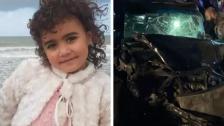 """خلاف فمطاردة انتهت بمأساة.. تفاصيل رحيل الطفلة مهى الملاح """"مدللة"""" والديها ووحيدتهما على شقيقين"""