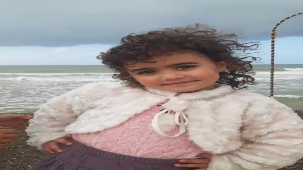 الطفلة نهى الملاح ضحية حادث السير الأليم على أوتستراد الزهراني