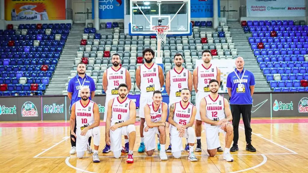 الرئيس عون: هنيئاً للبنان بأبطال منتخب كرة السلة...أنا على ثقة بأنهم سيكونون على قدر المسؤولية وسيكملون المسيرة بنفس العزم والاصرار