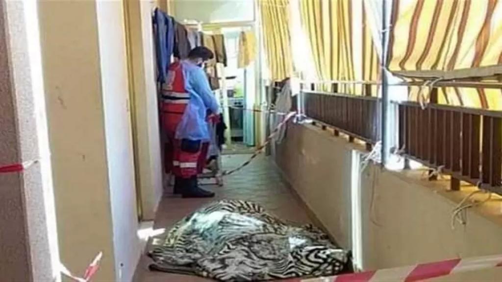 العثور على جثة مواطن على شرفة منزله في صيدا