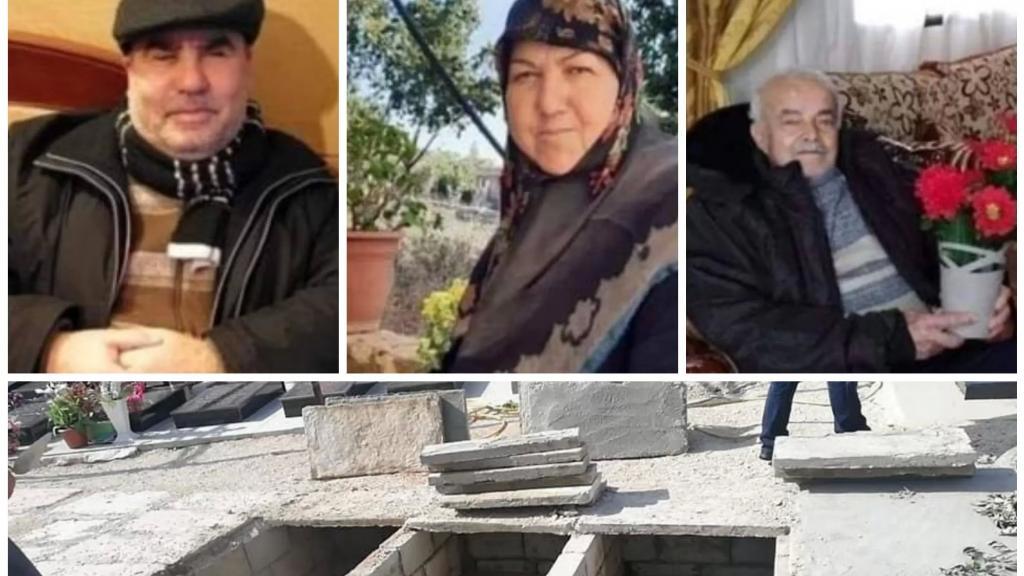 بلدة الخرايب تودع 3 من أحبتها في يوم واحد جراء مضاعفات إصابتهم بفيروس كورونا