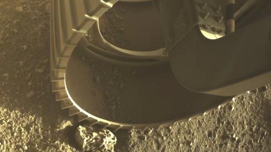 """""""ناسا"""" تنشر أول مقاطع صوتية من المريخ ومشاهد جديدة لهبوط """"برسفيرنس"""""""
