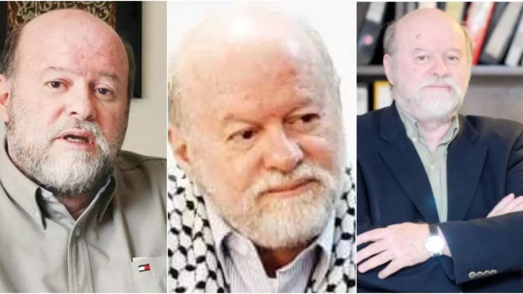 وفاة المحلل السياسي أنيس النقاش اثر مضاعفات فيروس كورونا