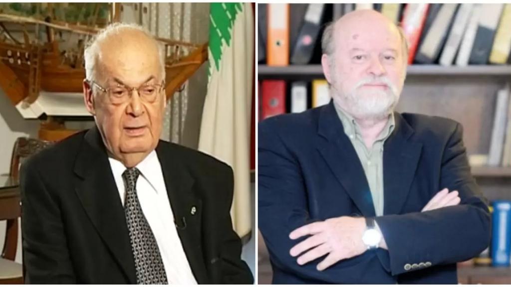 الرئيس الحص نعى الراحل  أنيس النقاش: بوفاته خسرت فلسطين المناضل والواثق بتحريرها