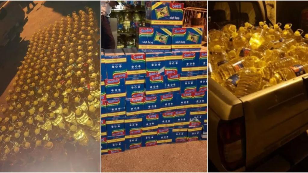 بالصور/ سرقوا مواد غذائية بقيمة 23 مليون ليرة لبنانية بطريقة احتيالية!