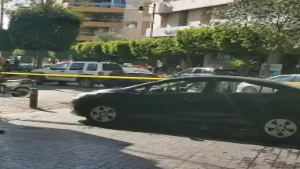 بالفيديو/ أطلق النار باتجاه منازل الجيران بالسيوفي في الأشرفية... وتسجيل إصابتين طفيفتين