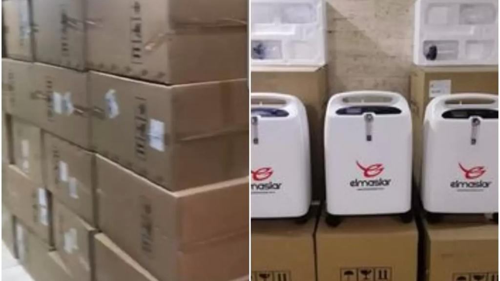 """مؤسسة الأمل الاجتماعية أمنت العشرات من اجهزة التنفس دعماً لمراكز طوارئ """"كورونا"""" على مساحة الوطن.. ومستمرة بحملتها!"""
