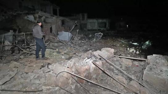 البنتاغون: غارات بقنابل ذكية اميركية على شرق سوريا رداً على الهجمات الاخيرة