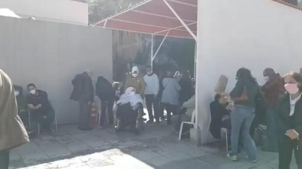 مستشفى الروم يوضح: لم نلقح أي شخص من خارج المنصة
