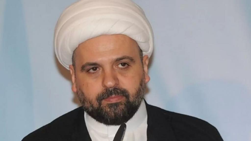 """أحمد قبلان: الحياد في زمن الإحتلال الإسرائيلي و""""داعش"""" خيانة"""