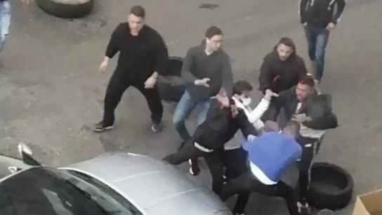 بالفيديو/ اشكال على خلفية قطع طريق سليم سلام
