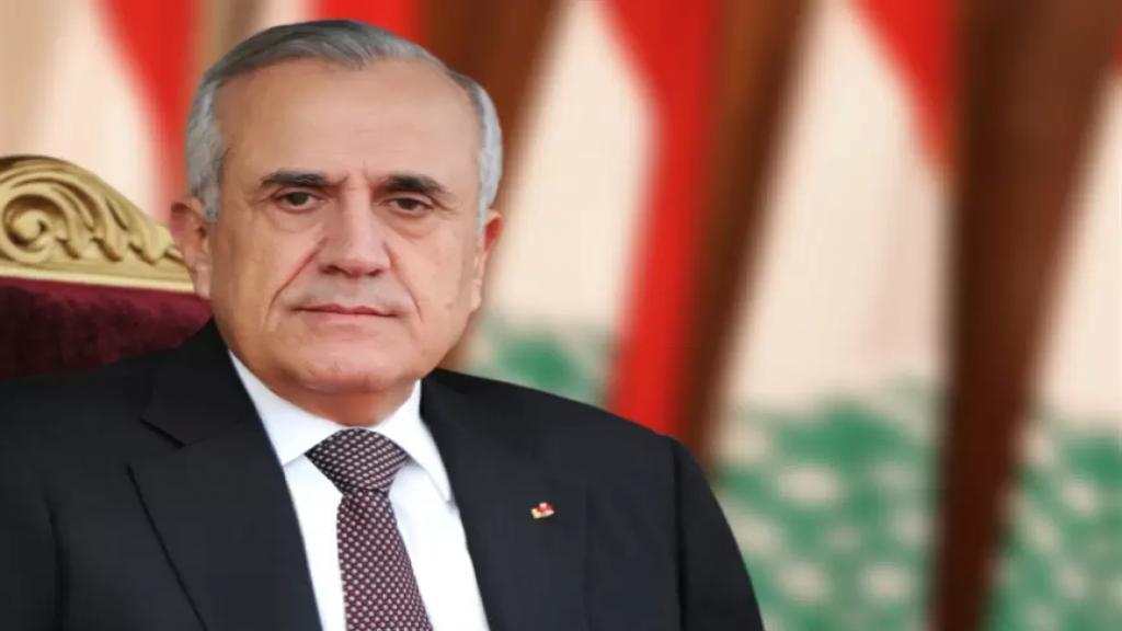 ميشال سليمان: لمواكبة مواقف الراعي والعودة إلى تشبيك علاقات لبنان الخارجية التي عبثت بها السياسات الخاطئة