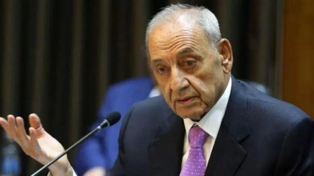 """الرئيس بري: """"لتقديم شكوى ضد الكيان الاسرائيلي وتحميله المسؤوليات والتبعات الناجمة عن الجريمة البيئية التي تهدد الشاطئ اللبناني وشواطئ المتوسط"""""""