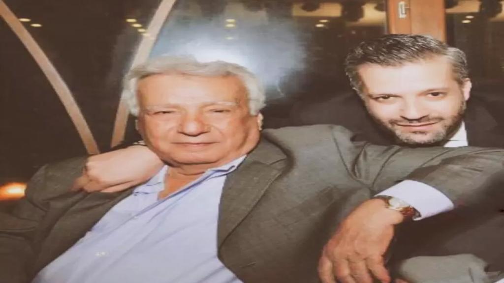 زين العمر ينعى والده الذي توفي بعد فترة طويلة من المعاناة الصحية بعد إصابته بفيروس كورونا: كسرتلي ضهري يا حبيبي