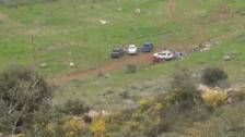 """انفجار لغم أرضي في وادي هونين بأحد أفراد فريق مؤسسة """"mag"""" لنزع الالغام...أدى إلى إصابته بجروح مختلفة"""