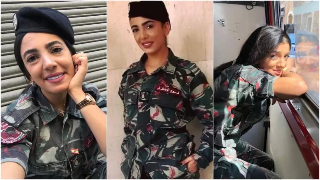 أول شهيدة أنثى في السلك العسكري.. نصب تذكاري للشهيدة المسعفة سحر فارس بمناسبة يوم المرأة العالمي