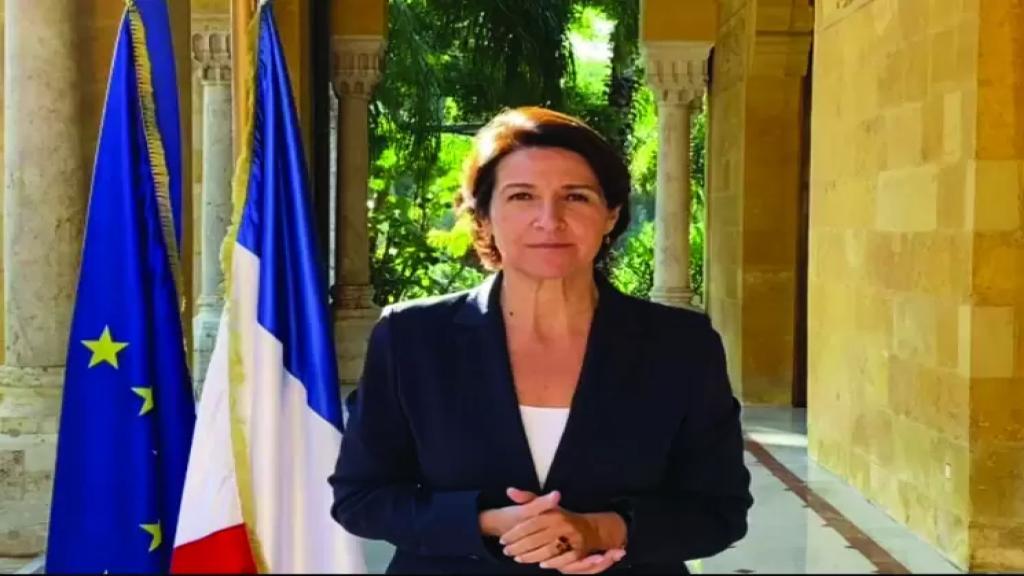 سفيرة فرنسا لـ الجمهورية: فرنسا وفيّة، كانت وما زالت وستبقى دوماً إلى جانب اللبنانيين... سنقدم 1,1 مليون يورو لمساعدة سكّان طرابلس، وهبة جديدة عبارة عن معدّات طبّية أساسيّة