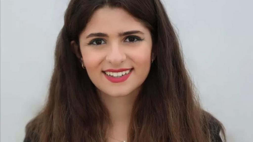 """""""غاييل غانم"""" طالبة في الجامعة اللبنانية.. من بين الوجوه العشرة الجديدة عالميًّا في الهندسة المدنية بشهادة (ASCE)"""