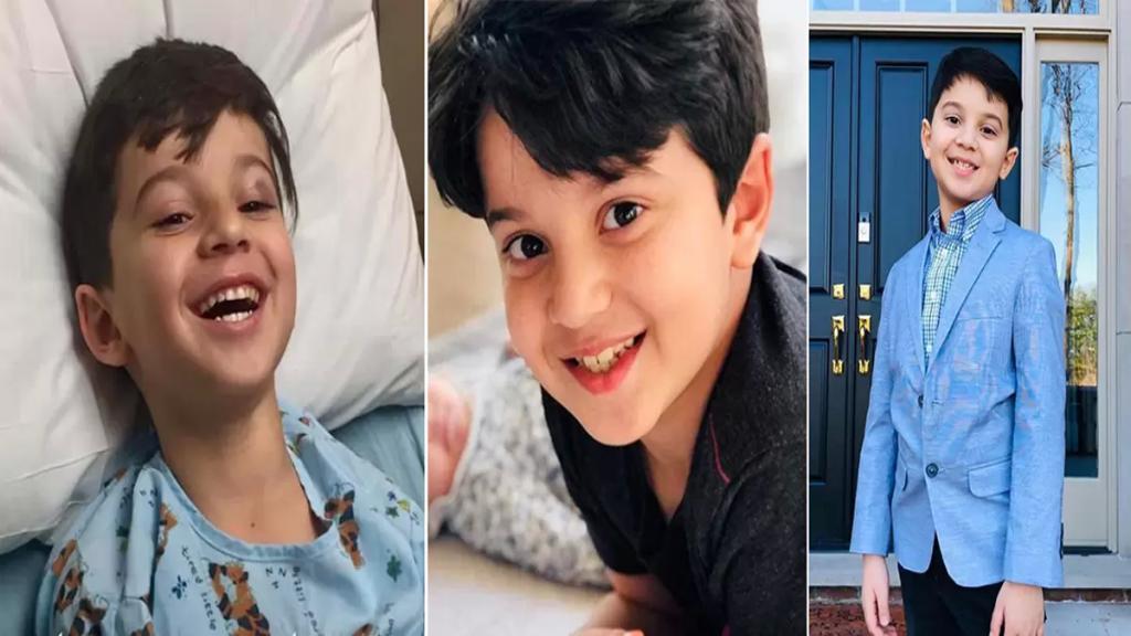 بريتال تنعى الطفل علي طليس الذي قضى في أميركا متأثراً بإصابته اثر حادثة مؤسفة