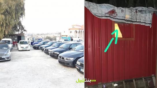 إحباط محاولة سرقة معرض سيارات ليلاً في بنت جبيل..والمشتبه بهم أغراب استطلعوا المكان خلال النهار