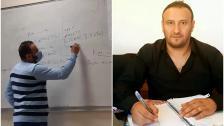 """بالصور/ انجاز لبناني عالمي في عالم الرياضيات...""""شربل بو حنا"""" يتمكن من حل معضلة عمرها أكثر من 45 سنة شغلت العلماء!"""