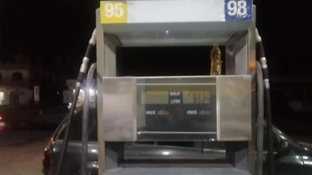 سعر صفيحة البنزين تجاوز الـ40 ألف ليرة في بعض المحطات في قضاء راشيا.. وأمن الدولة يتحرك!