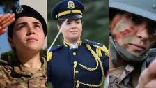 بالفيديو/ شريكة بالدفاع عن الوطن.. تحيّة من الجيش إلى المرأة في عيدها