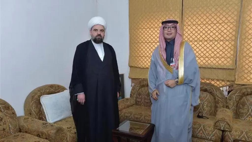 السفير السعودي وليد البخاري: ما من خصومة ولا عداء مع أبناء الطائفة الشيعية الكريمة