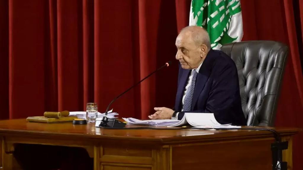الرئيس بري دعا الى جلسة نيابية الجمعة المقبل في قصر الاونيسكو