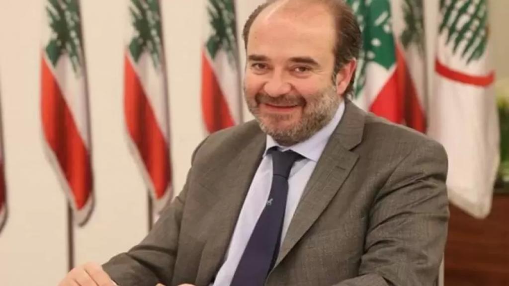 """النائب جورج عقيص: لا قرار من القوات اللبنانية بالنزول إلى الشارع ولو القوات """"بدا تنزل عالأرض"""" بقرار رسمي لكنا شهدنا مشهداً آخر"""