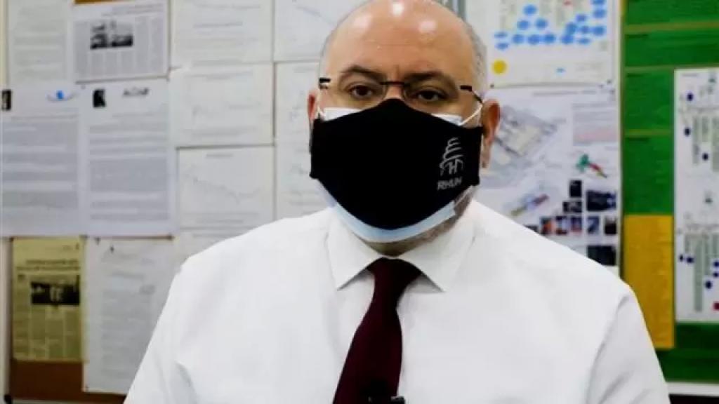 مدير مستشفى الحريري يحذّر: الوضع الصحّي نحو الأسوأ...أنّنا أمام أرقام لم نشهدها منذ شهر كانون الثاني