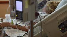 عراجي: لا يوجد بمعظم المستشفيات سرير شاغر لمرضى كورونا ولازلنا بأول مرحلة تلقيح